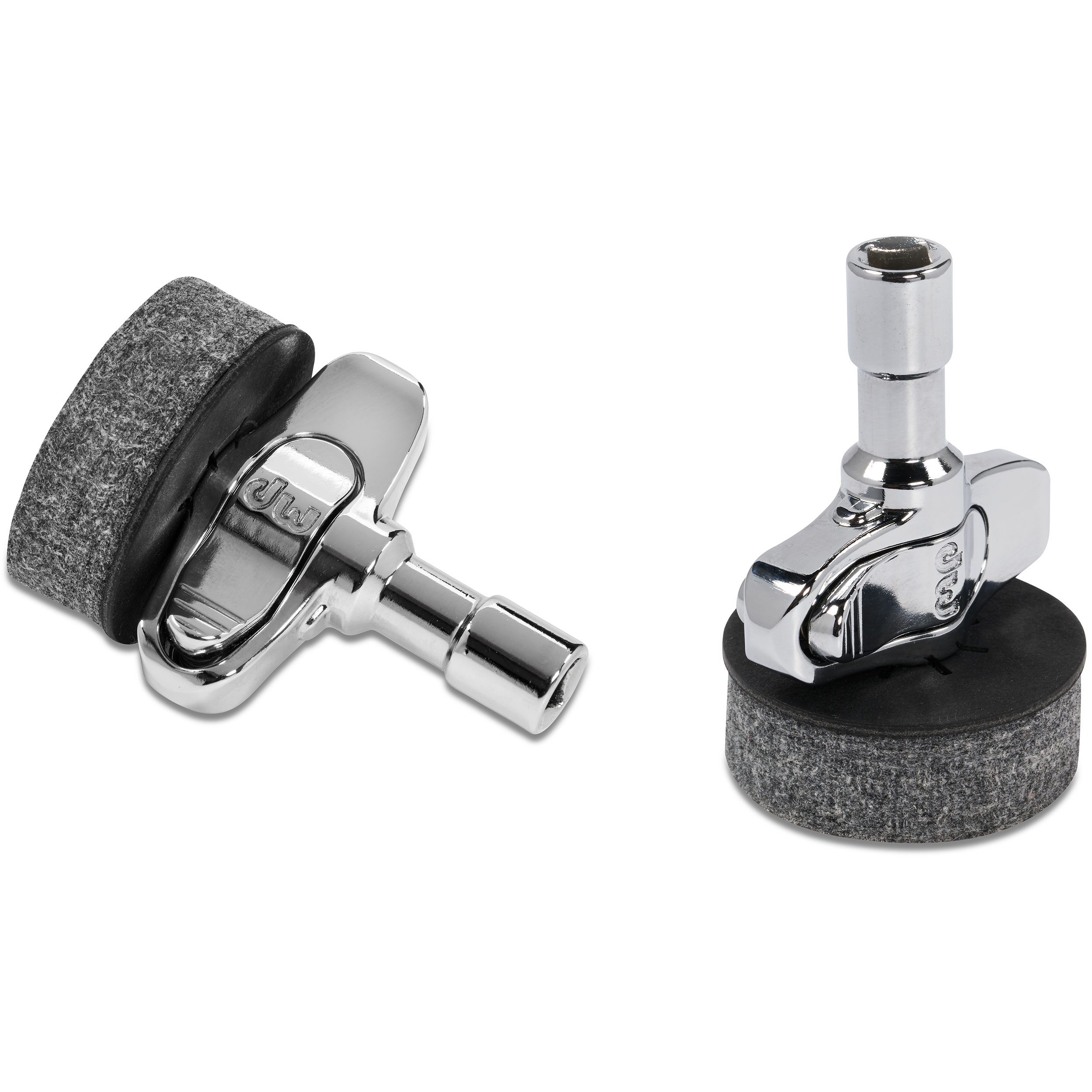 DW Quick Release Drum Key Wing Nuts (2-Pack)