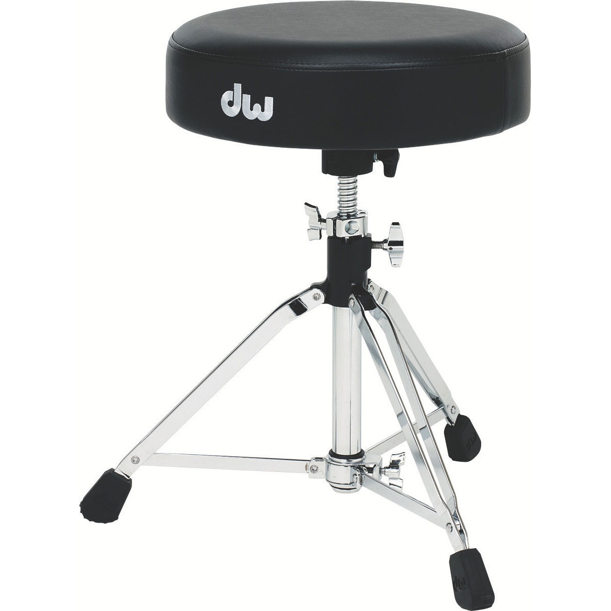 DW 9000 Series Round Drum Throne
