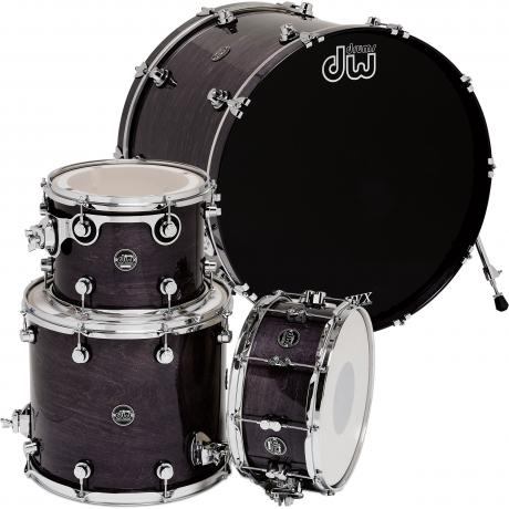 DW Performance 4-Piece Drum Set Shell Pack (22