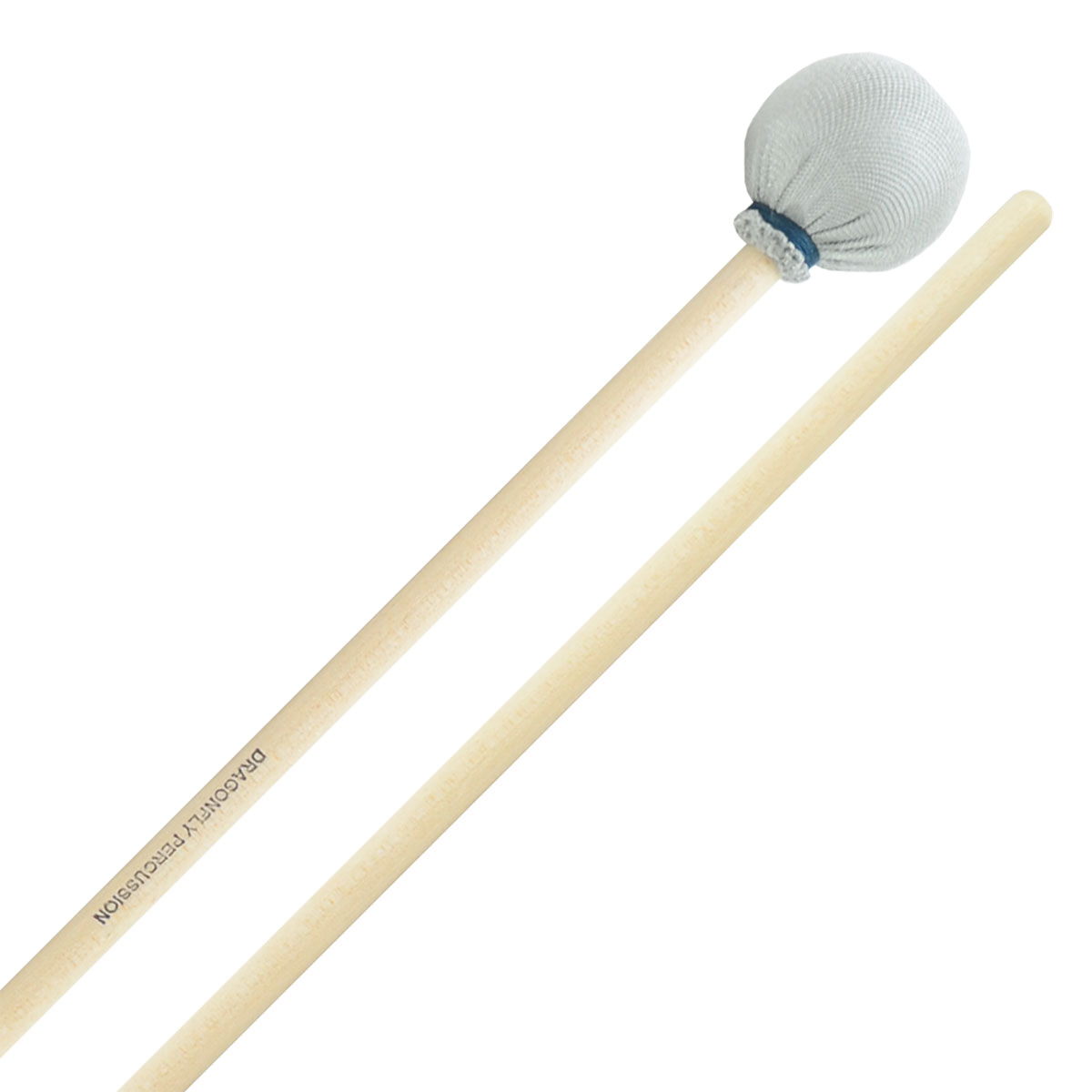 Dragonfly Percussion Medium Soft Marimba Mallets with Birch Handles