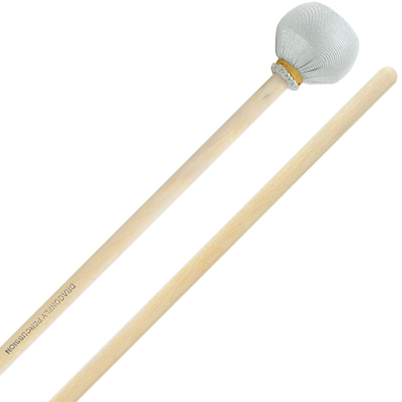Dragonfly Percussion Hard Marimba Mallets with Birch Handles
