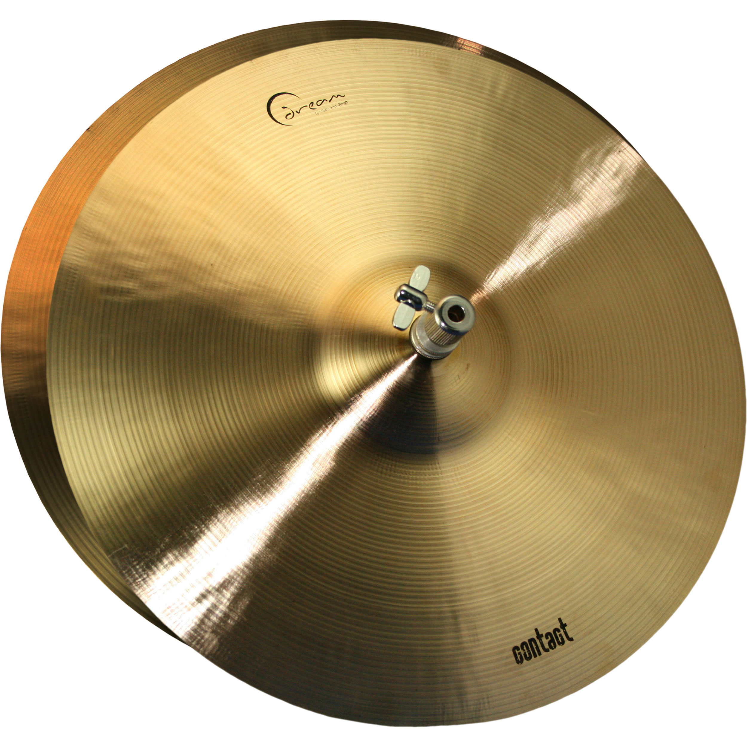 "Dream 15"" Contact Hi Hat Cymbals"