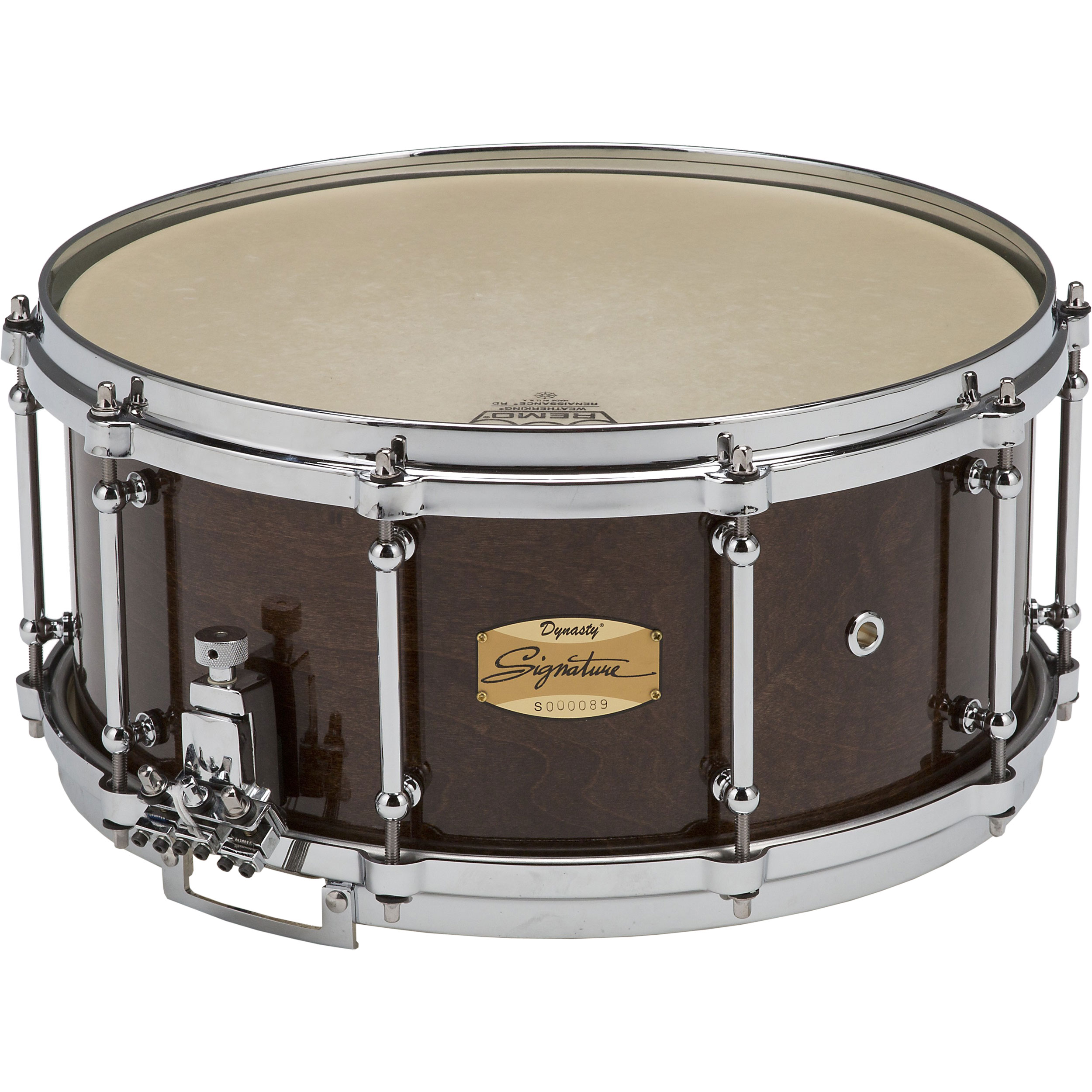 """Dynasty 14"""" x 6.5"""" Signature Professional Series Concert Snare Drum"""