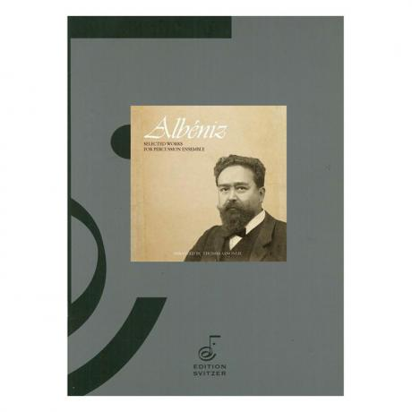 Selected Works for Percussion Ensemble by Albeniz arr. Aanonlie