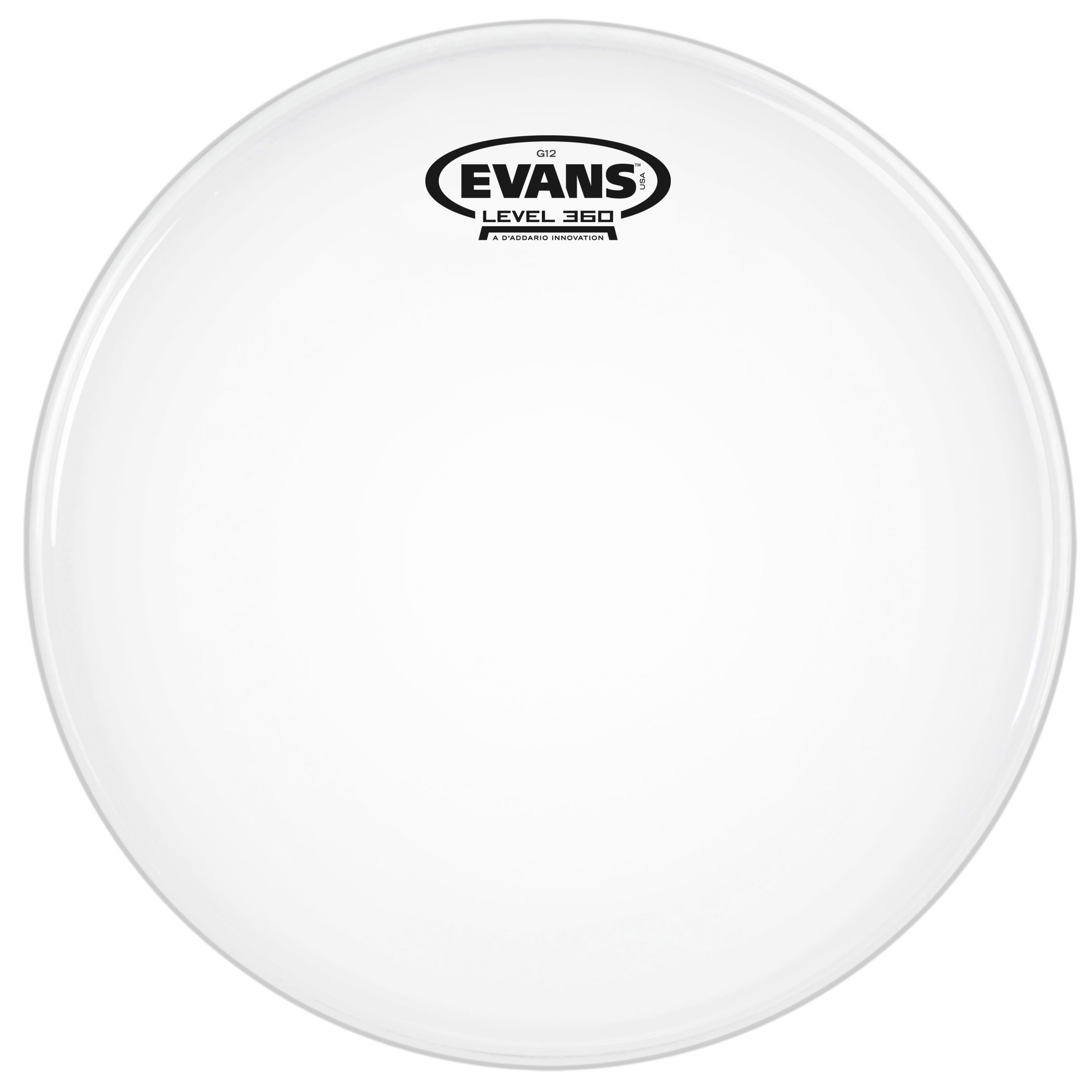 "Evans 13"" G12 Coated Head"