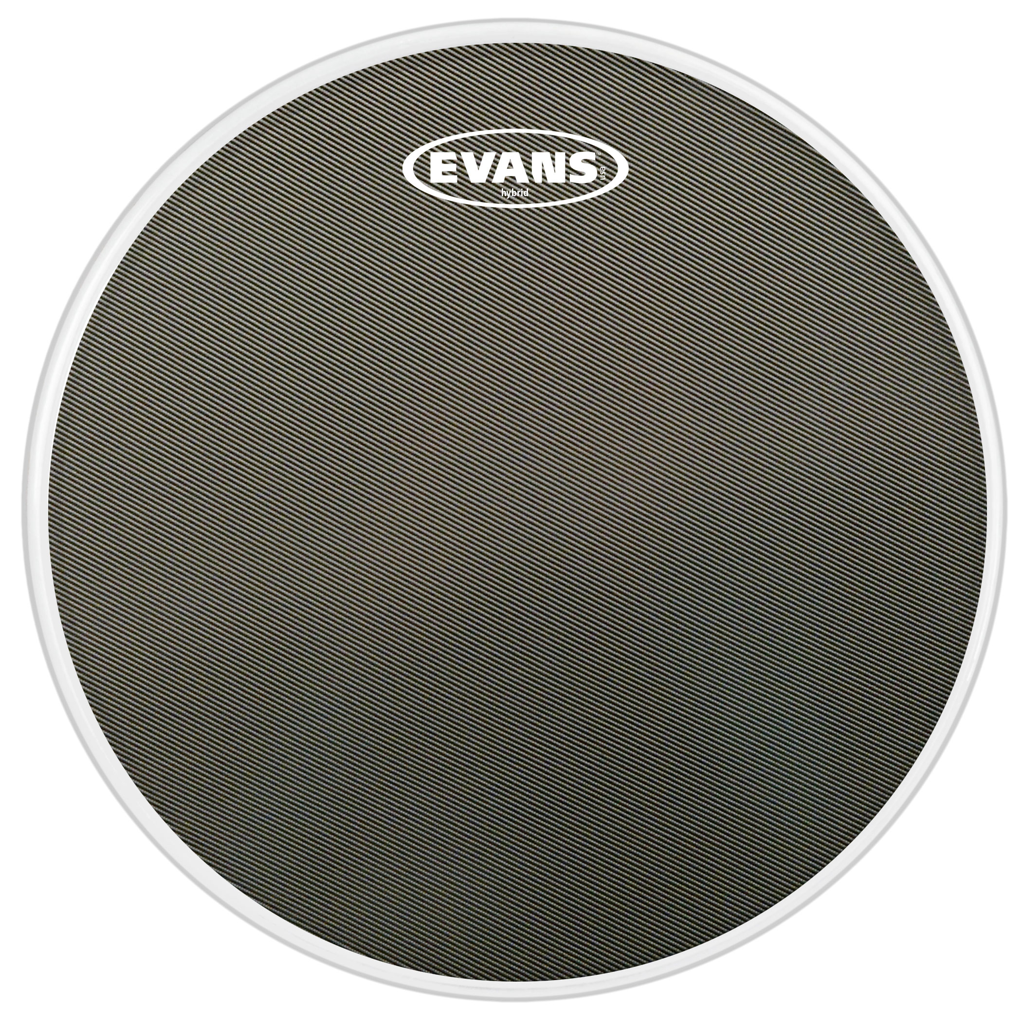 "Evans 13"" Hybrid Coated Snare Top Head"