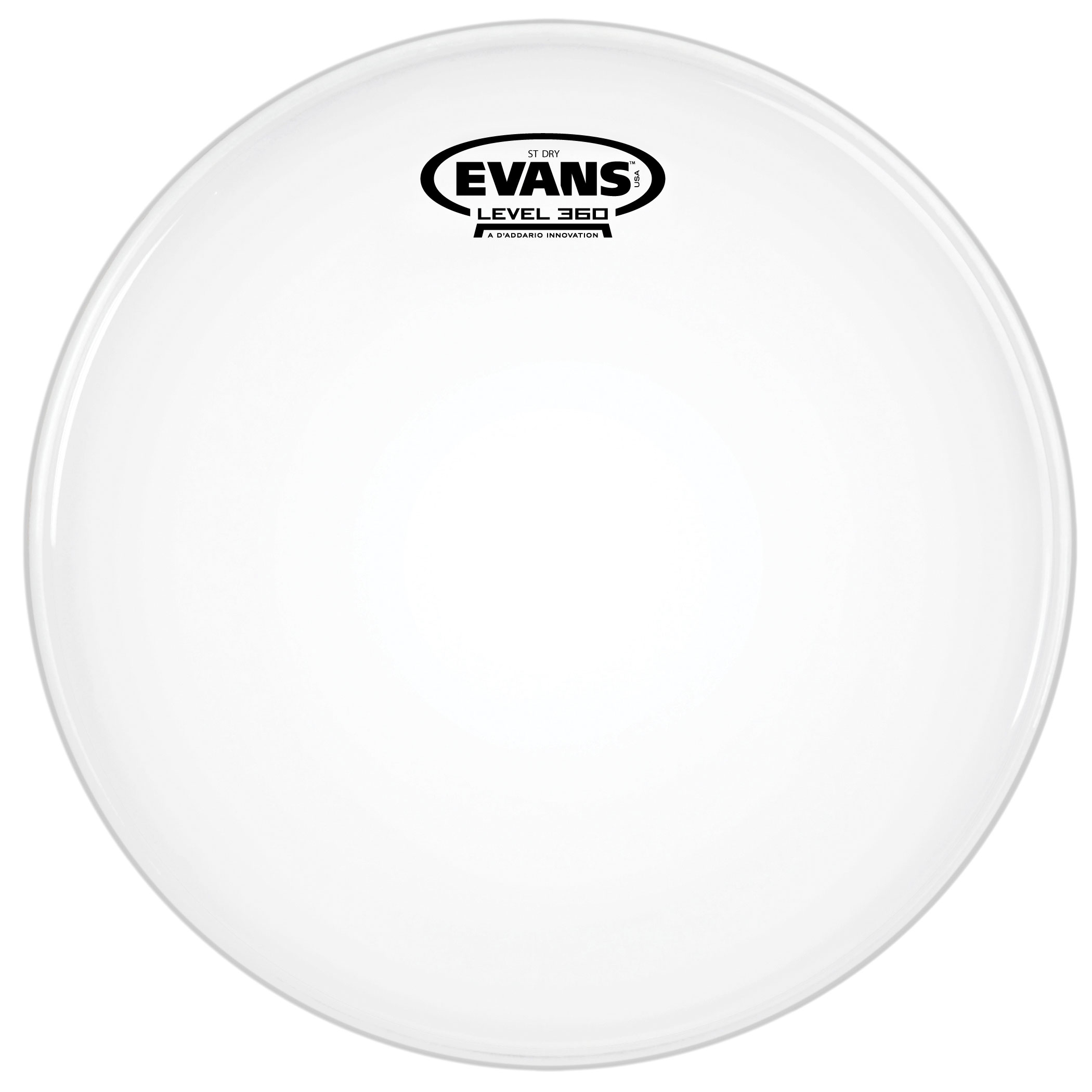 "Evans 14"" ST Dry Snare Top Head"