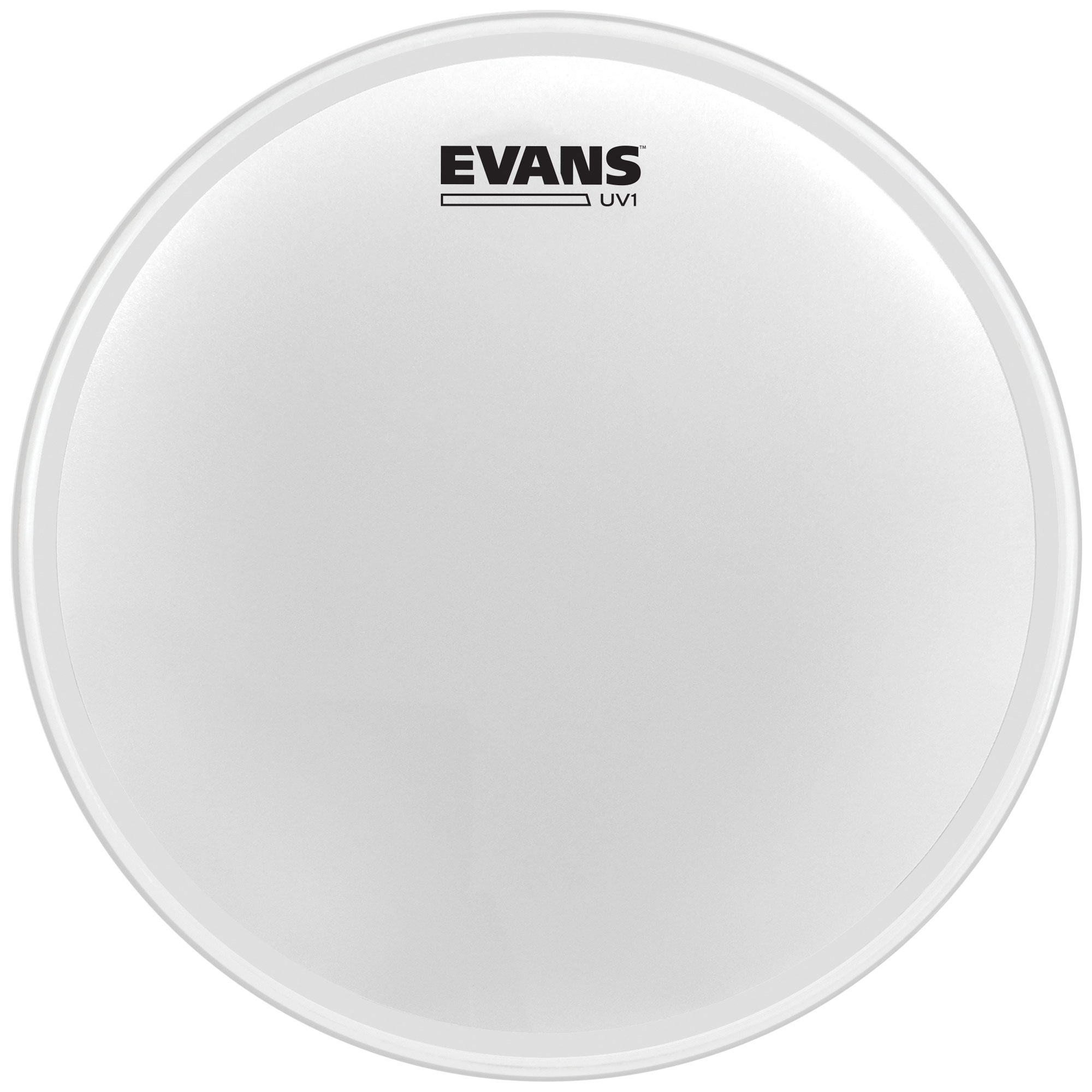 "Evans 15"" UV1 Coated Drum Head"