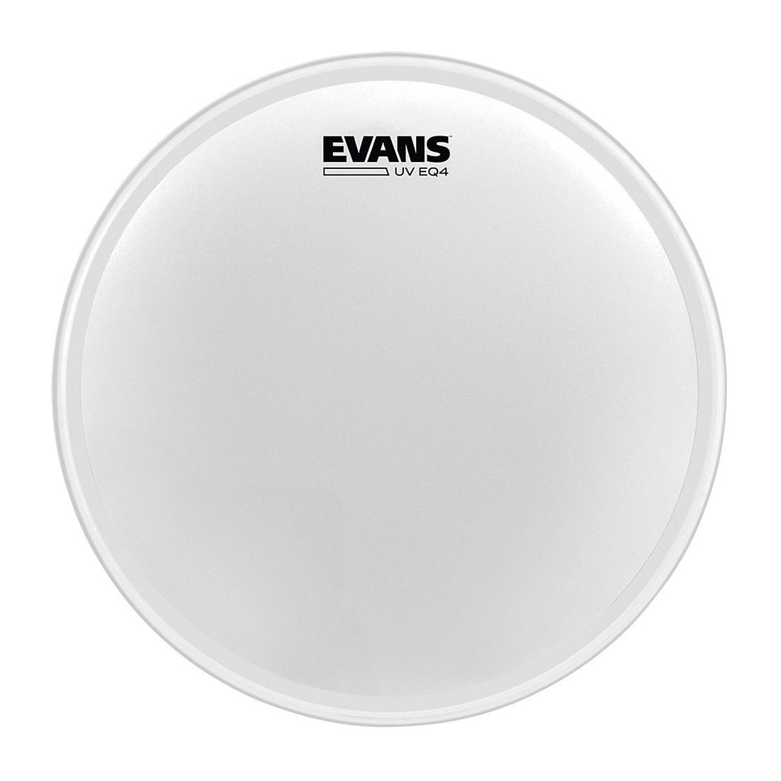 "Evans 16"" UV EQ4 Coated Bass Drum Head"