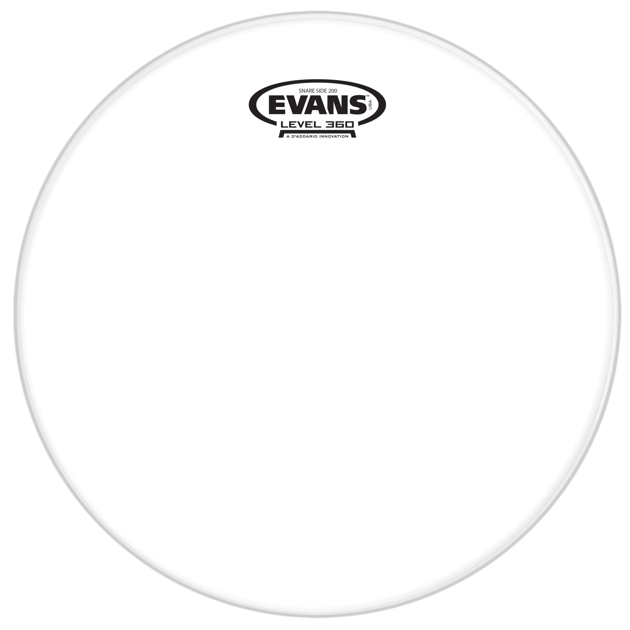 "Evans 13"" 200 Snare Bottom Head"