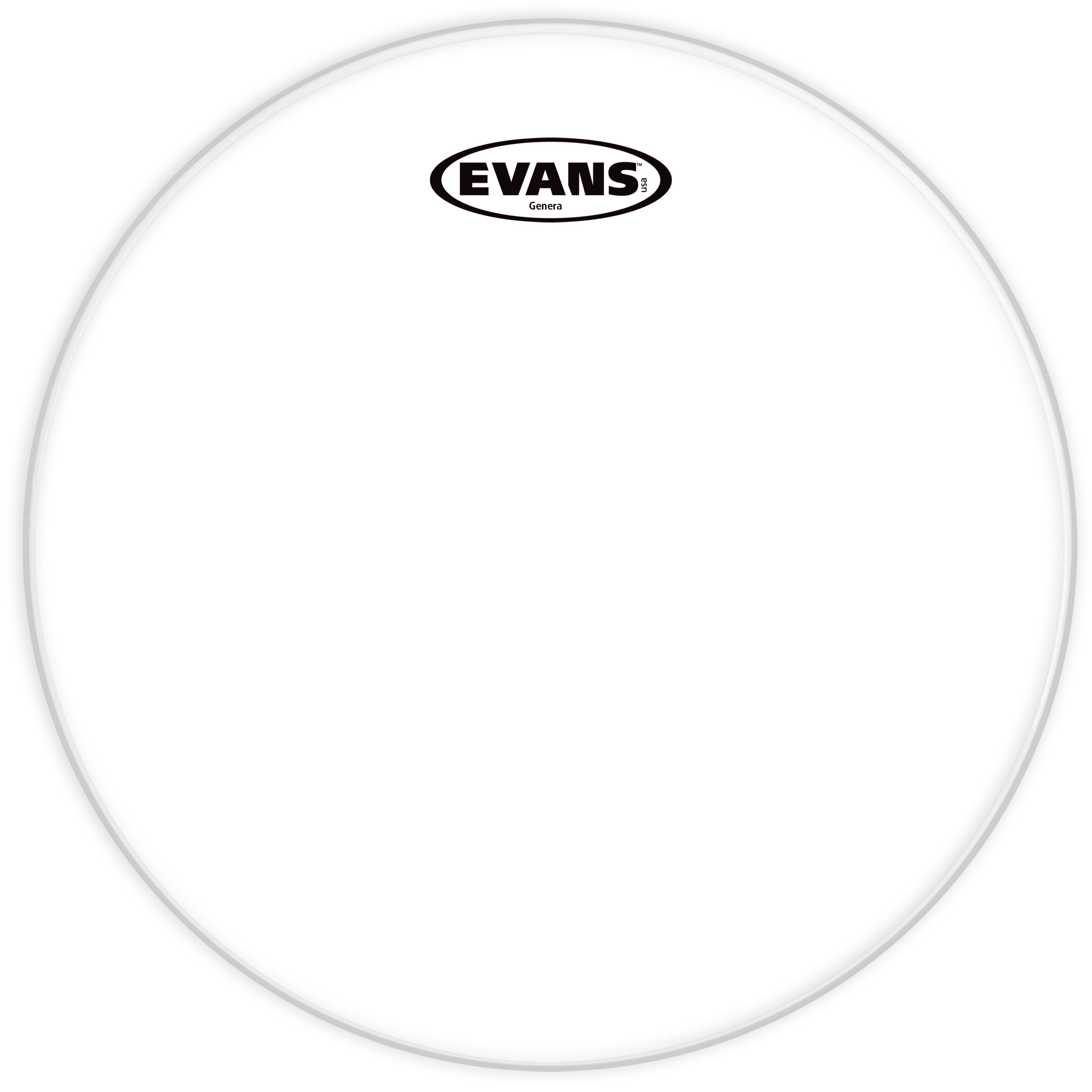 "Evans 18"" Genera Resonant Head"