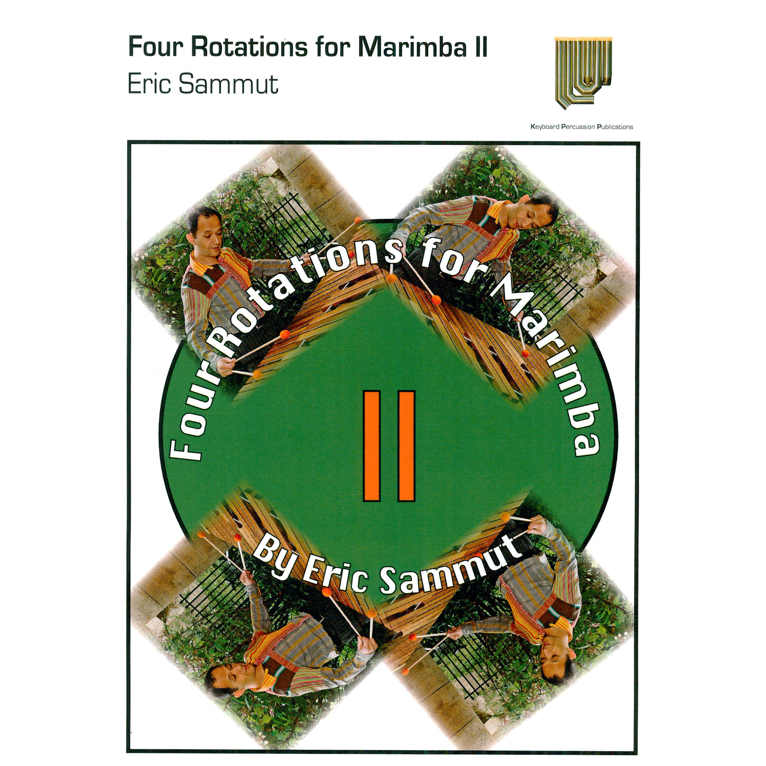 Four Rotations for Marimba II