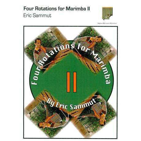 Four Rotations for Marimba II by Eric Sammut