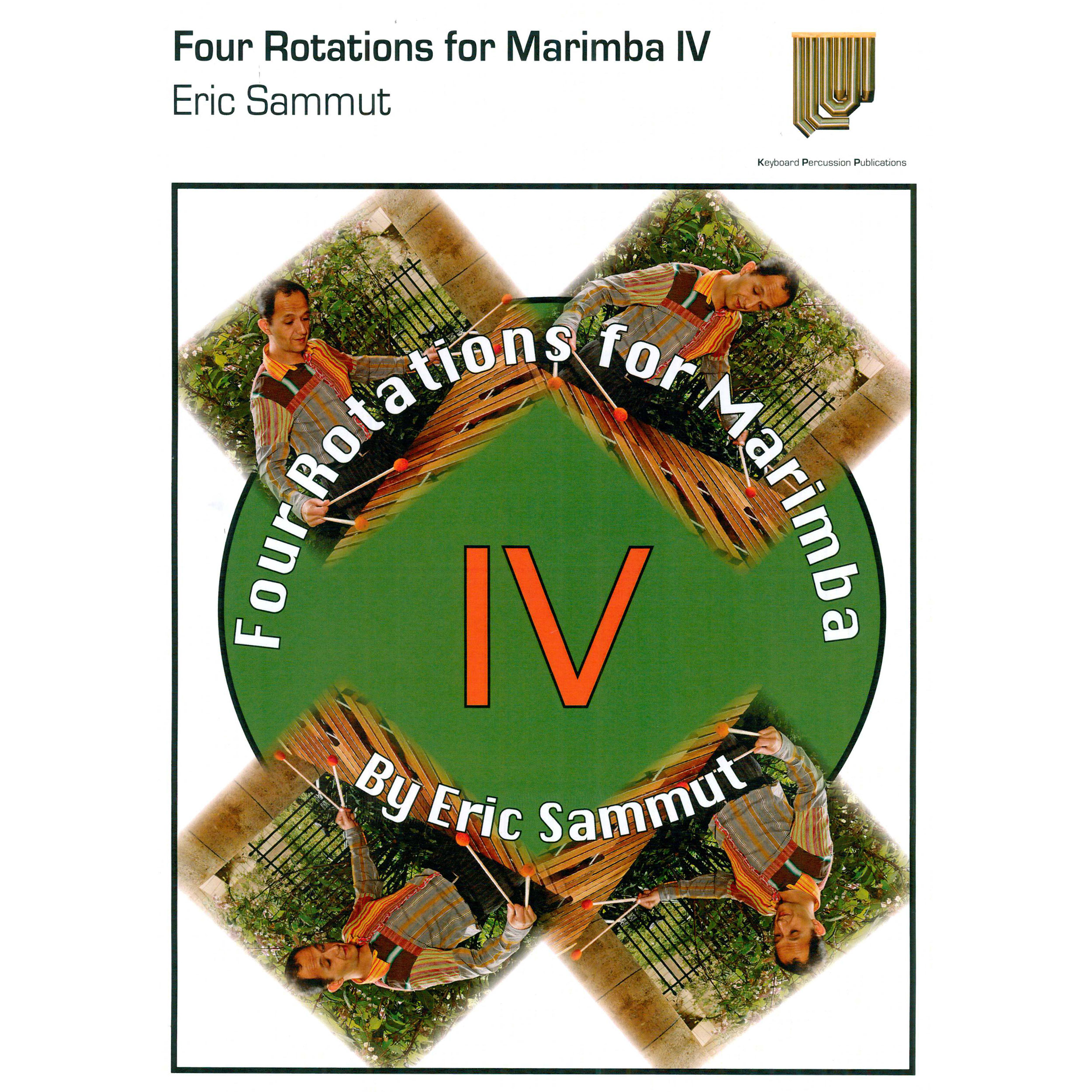 Four Rotations for Marimba IV by Eric Sammut