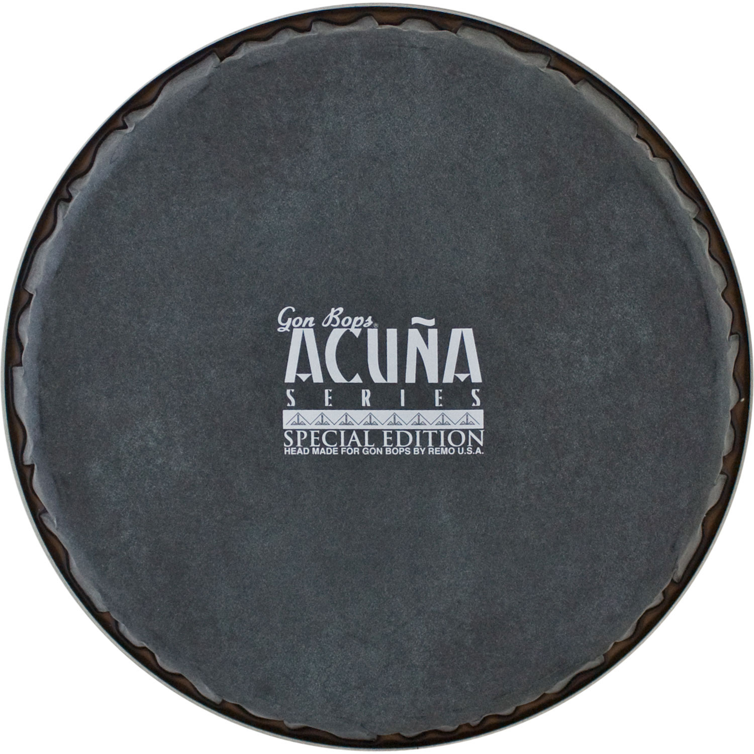 "Gon Bops 11.5"" Skyndeep Synthetic Conga Drum Head"
