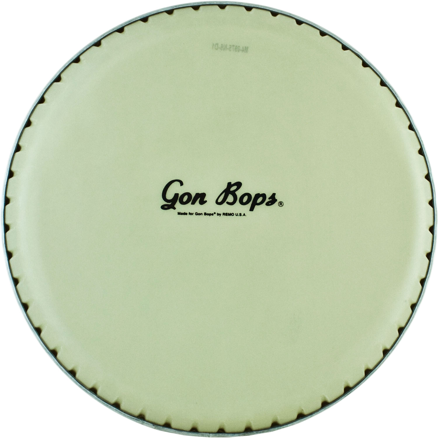 "Gon Bops 11.5"" Nuskyn Synthetic Conga Drum Head"