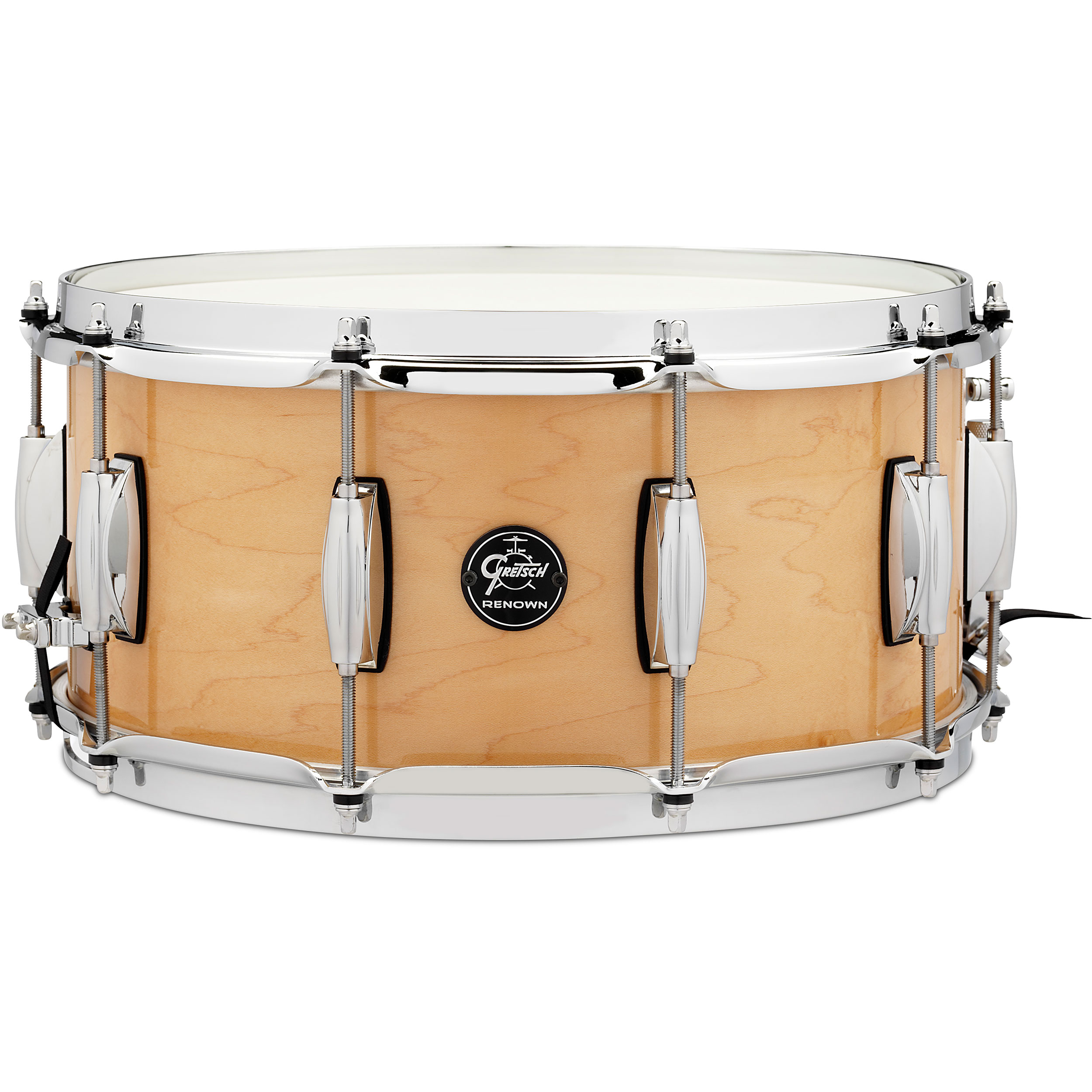 "Gretsch 6.5"" x 14"" Renown Snare Drum"