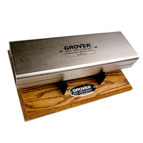 Grover Pro PMA-B Professional Musical Anvil (Medium-High and Low Pitches)