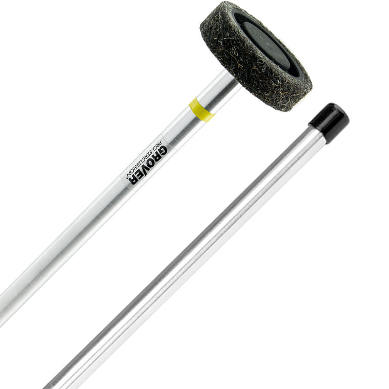 Grover Pro Wind Gong Mallet with Aluminum Handle