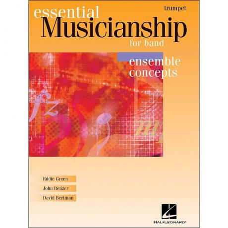 Essential Musicianship for Band - Ensemble Concepts for Percussion by Bertman, Green, & Benzer