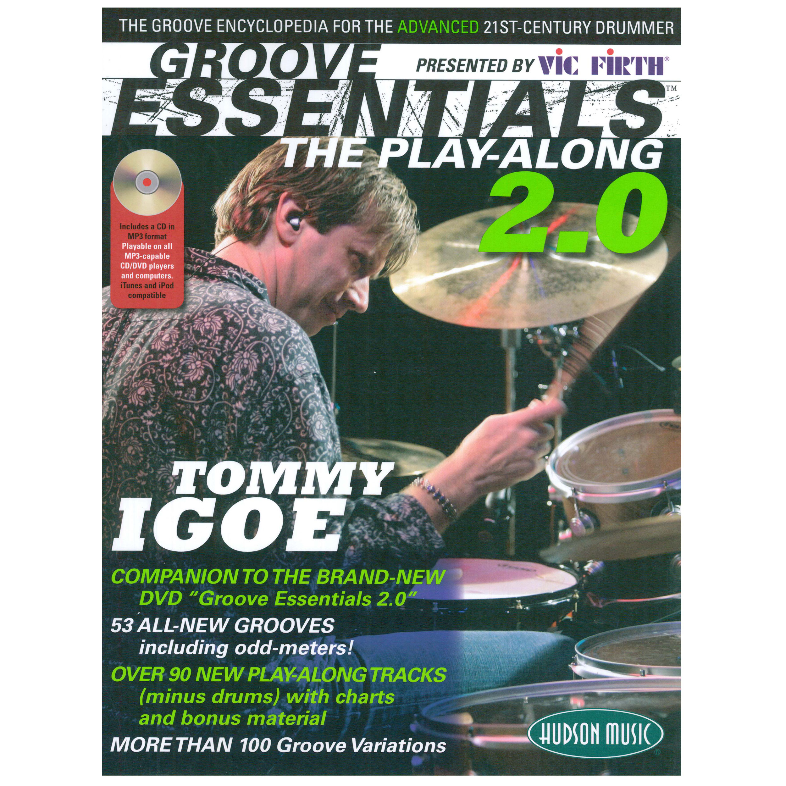 Groove Essentials 2.0: The Play-Along DVD - Tommy Igoe