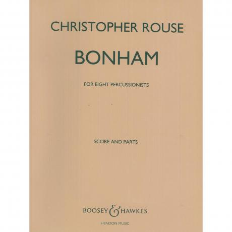 Bonham by Christopher Rouse