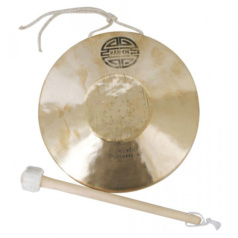 "Han Chi 7"" Opera Gong (Low Pitch)"