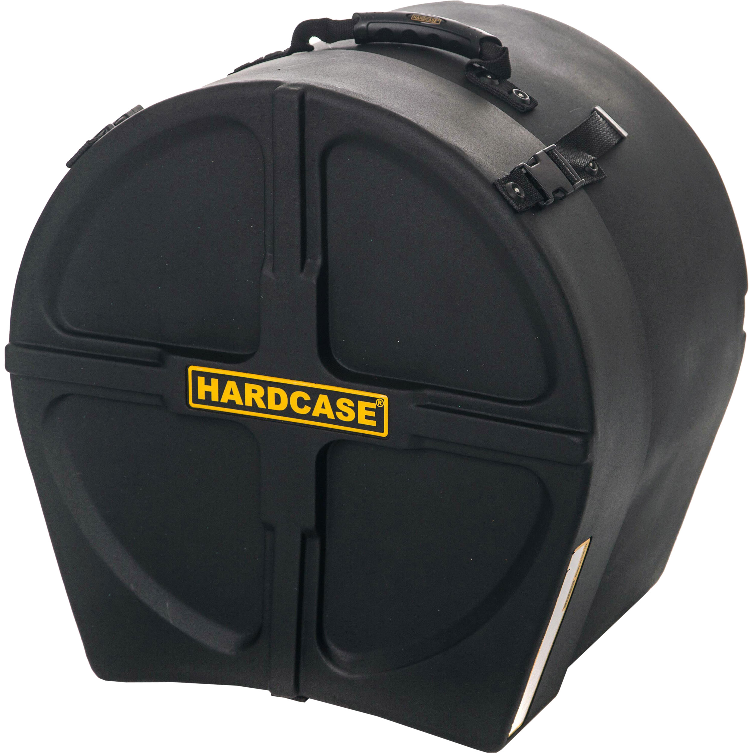 "Hardcase 16"" (Diameter) x 14-to-16"" (Deep) Floor Tom Case"