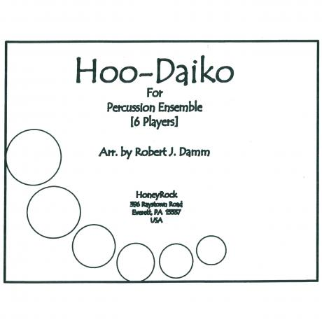 Hoo-Daiko by Robert Damm