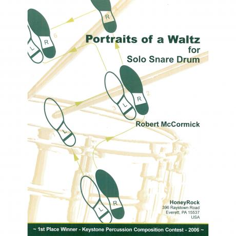 Portraits of a Waltz by Robert McCormick