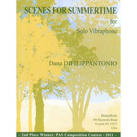 Scenes for Summertime by Dana Difilippantonio
