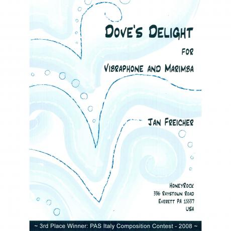 Dove's Delight by Jan Freicher