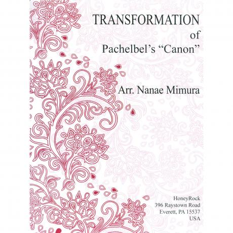 Transformation of Pachelbel's Canon arr. Nanae Mimura