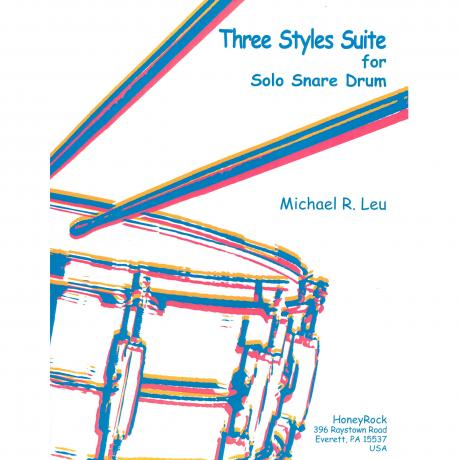 Three Styles Suite by Michael Leu