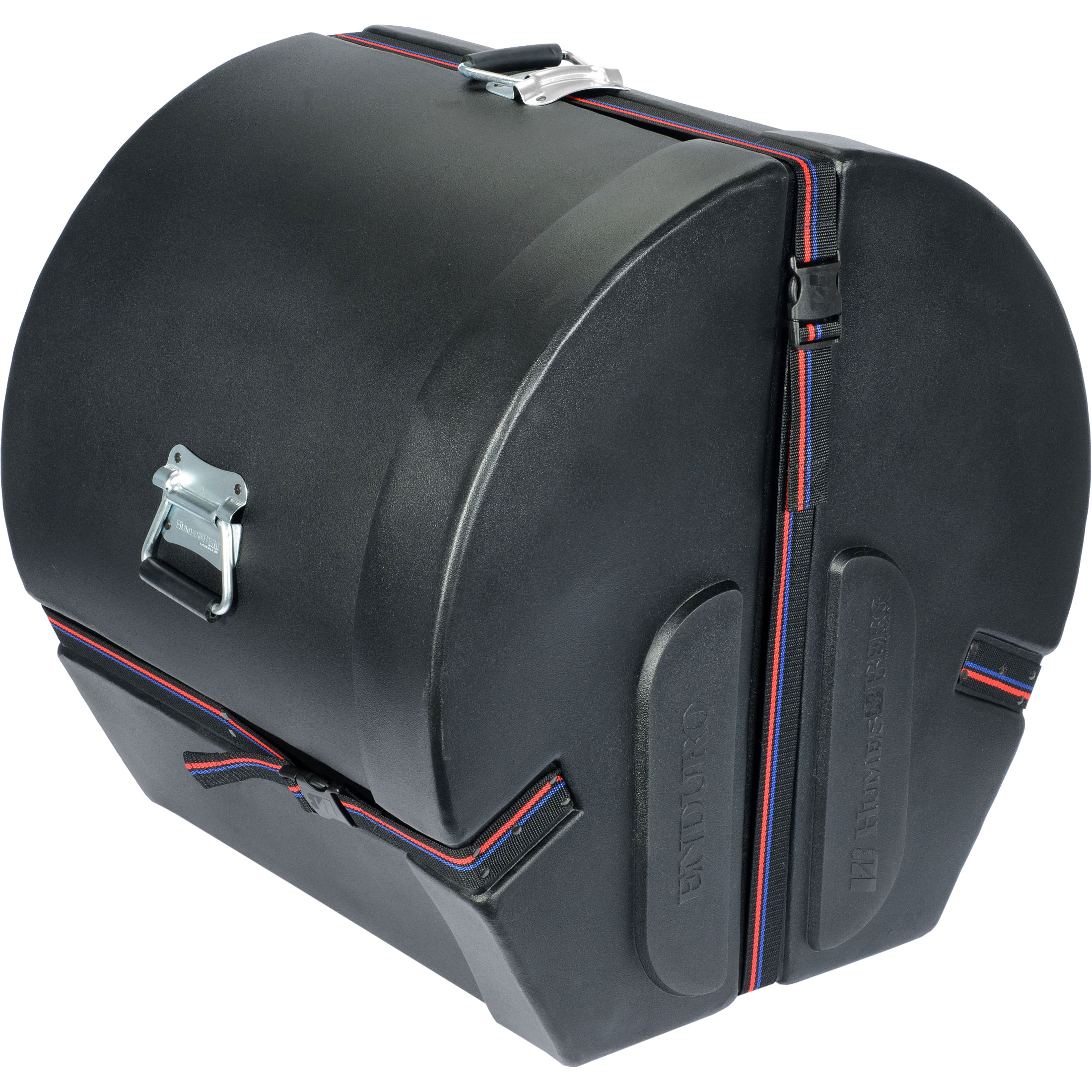 "Humes & Berg 10"" (Deep) x 28"" (Diameter) Enduro Foam-Lined Bass Case"