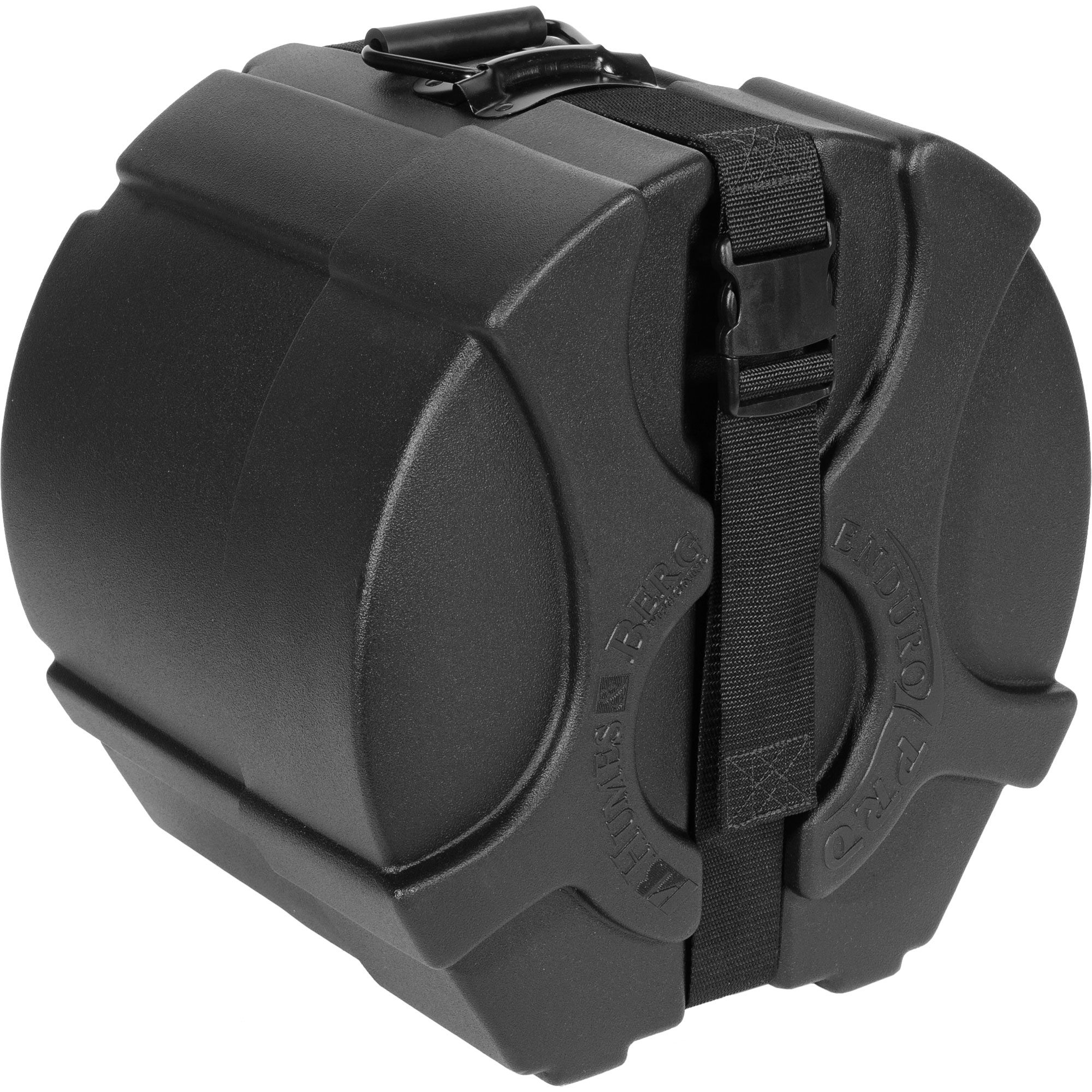 "Humes & Berg 10"" (Deep) x 10"" (Diameter) Enduro Pro Foam-Lined Tom Case"