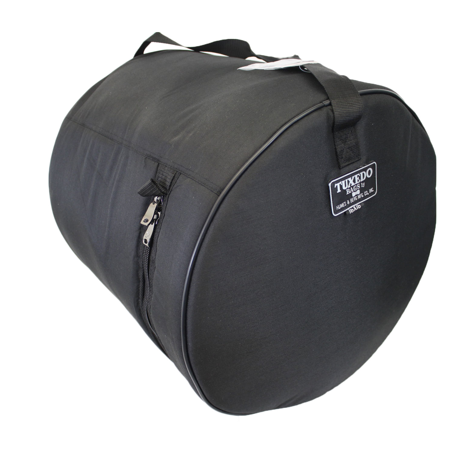 "Humes & Berg 16"" (Deep) x 18"" (Diameter) Tuxedo Tom Bag/Soft Case"
