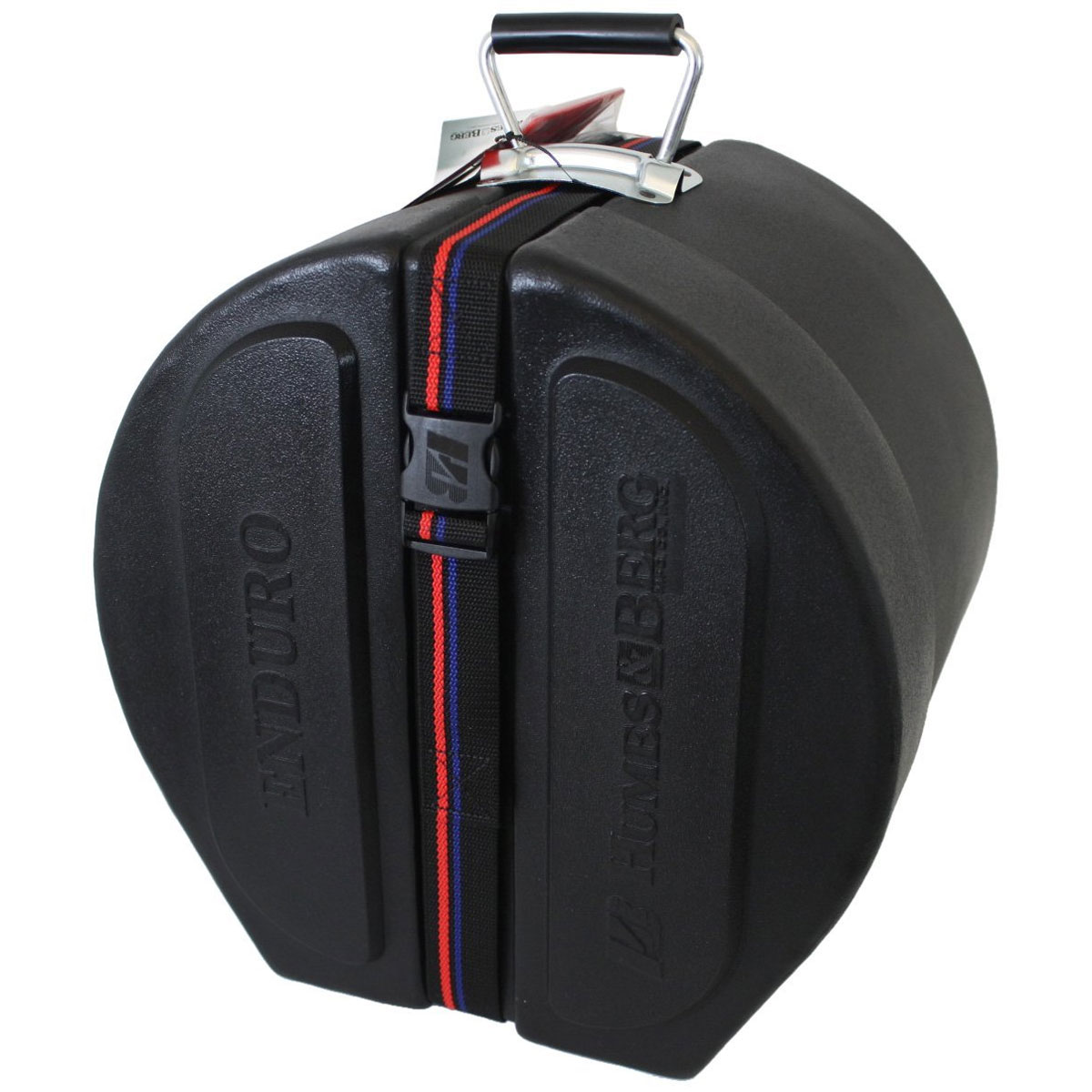 "Humes & Berg 8"" (Deep) x 10"" (Diameter) Enduro Foam-Lined Tom Case"