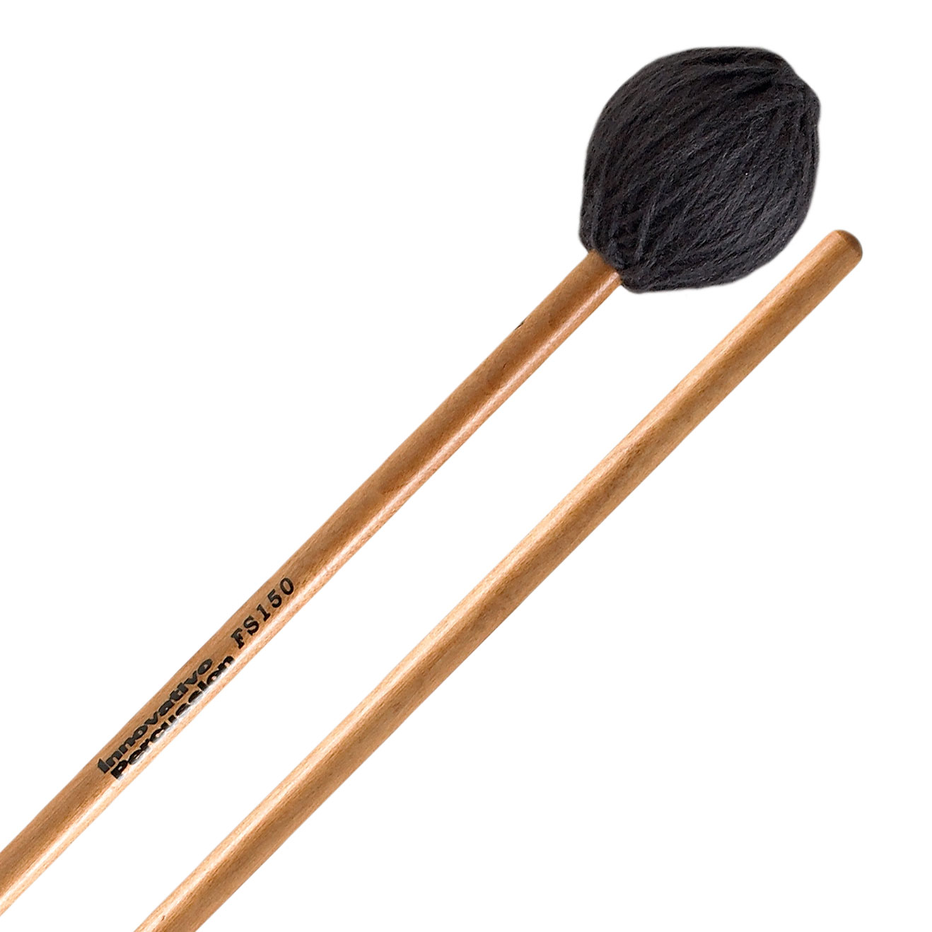 Innovative Percussion FS150 Field Series Soft Marimba Mallets with Birch Shafts