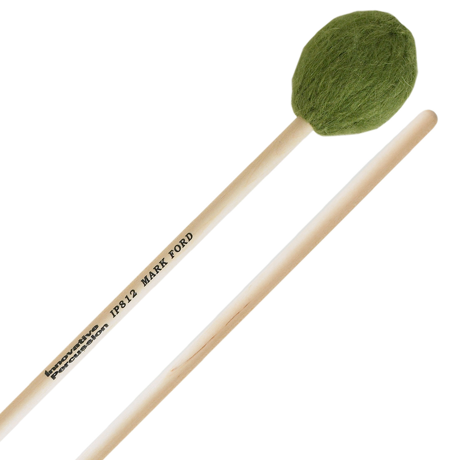 Innovative Percussion Mark Ford Signature Medium Soft Strong Legato Marimba Mallets