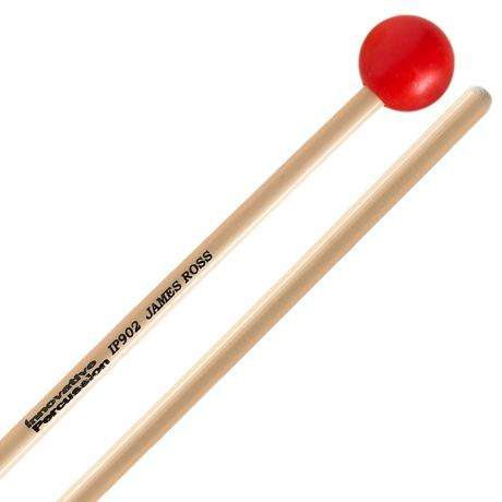 Innovative Percussion James Ross Signature Medium Soft Xylophone/Glockenspiel Mallets