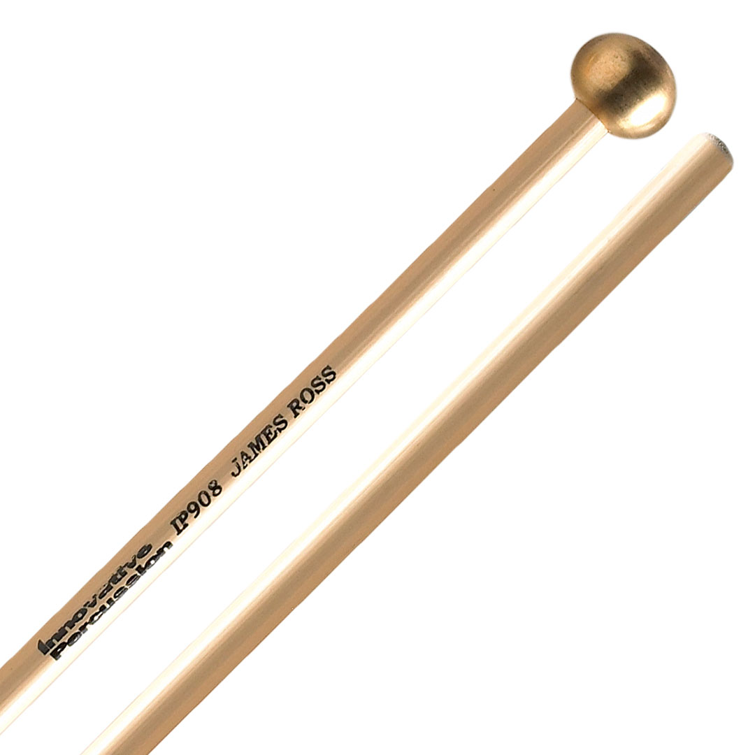 Innovative Percussion James Ross Medium Brass Signature Glockenspiel Mallets