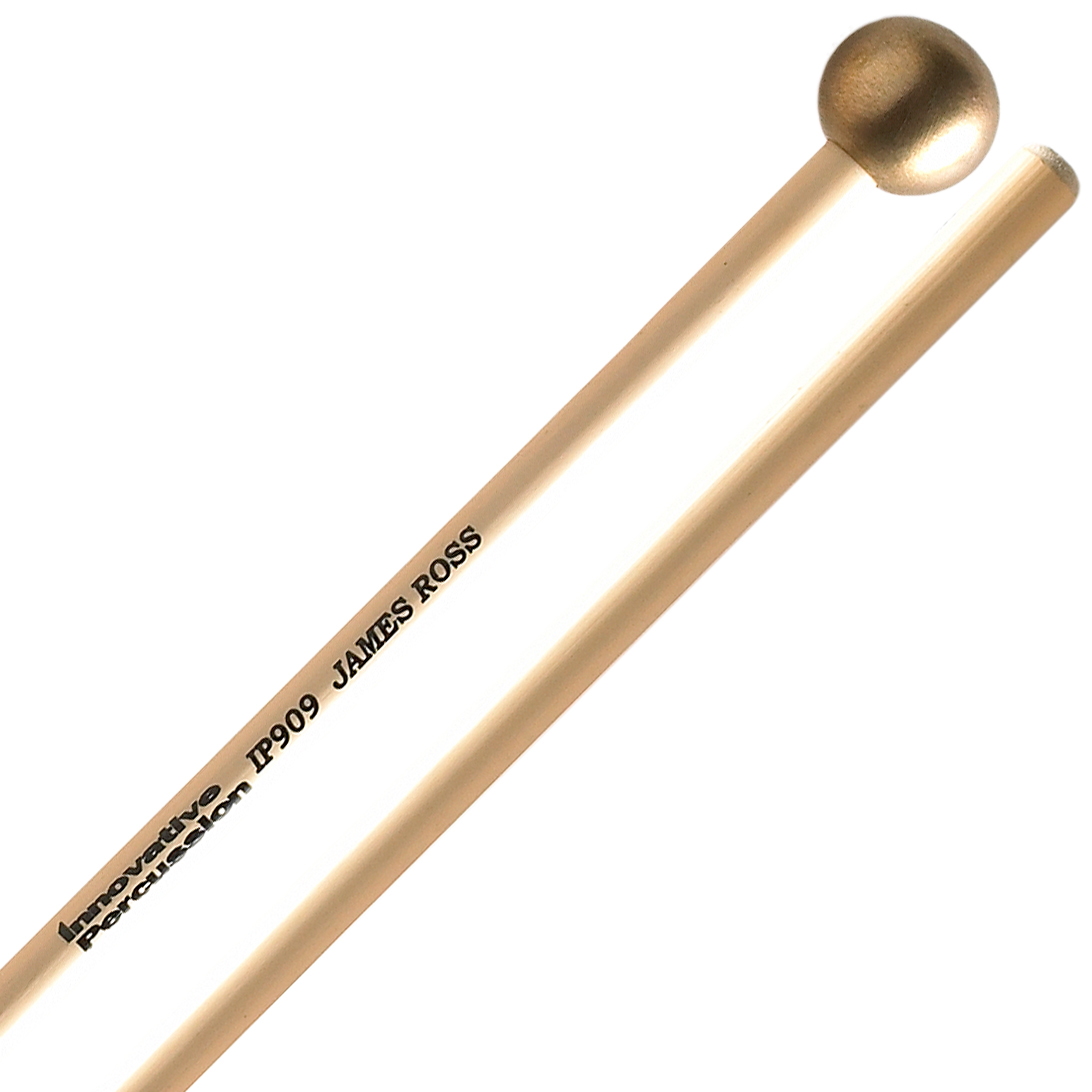 Innovative Percussion James Ross Large Brass Signature Glockenspiel Mallets