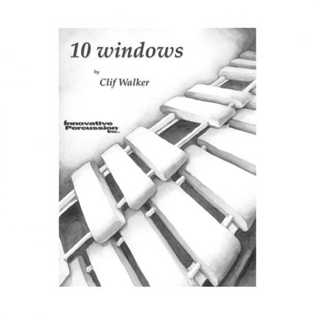 10 windows by Clif Walker