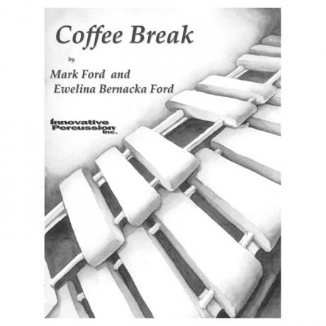 Coffee Break by Mark Ford and Ewelina Bernacka Ford