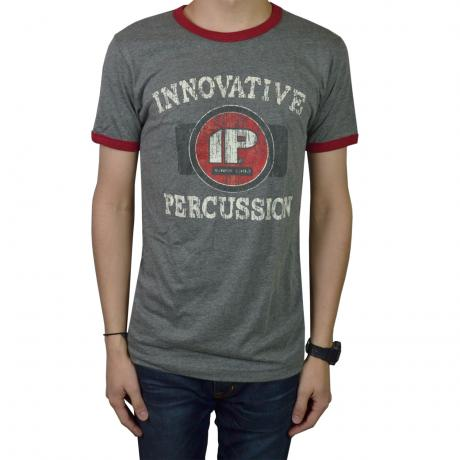 Innovative Percussion Men's Canvas Ringer T-Shirt