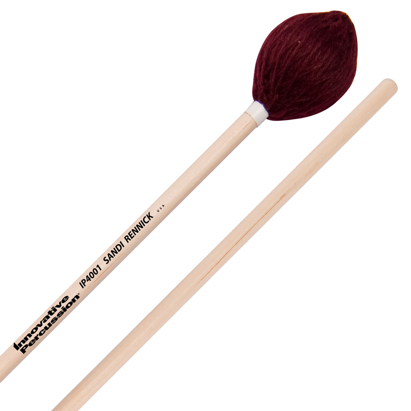 Innovative Percussion Sandi Rennick Signature Soft Marimba Mallets