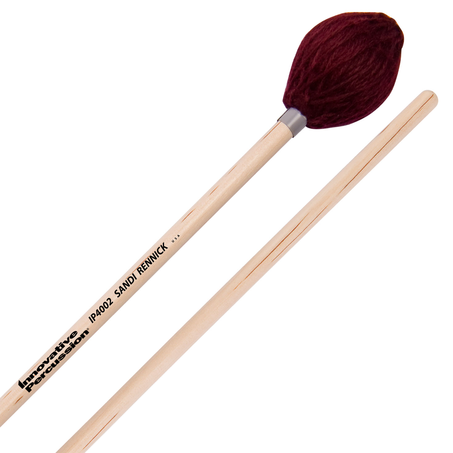 Innovative Percussion Sandi Rennick Signature Medium Marimba Mallets