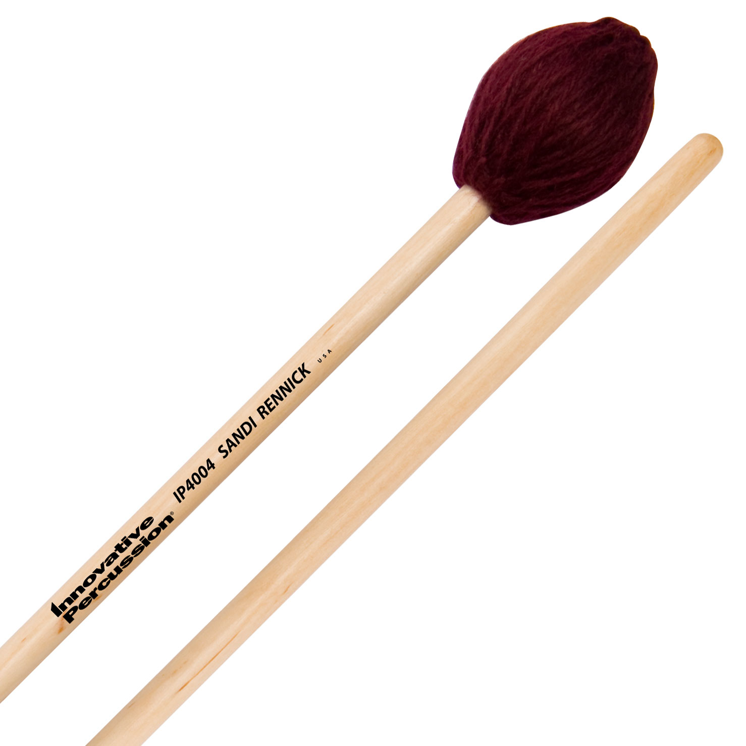 Innovative Percussion Sandi Rennick Signature Cord-Wrapped Xylophone Mallets