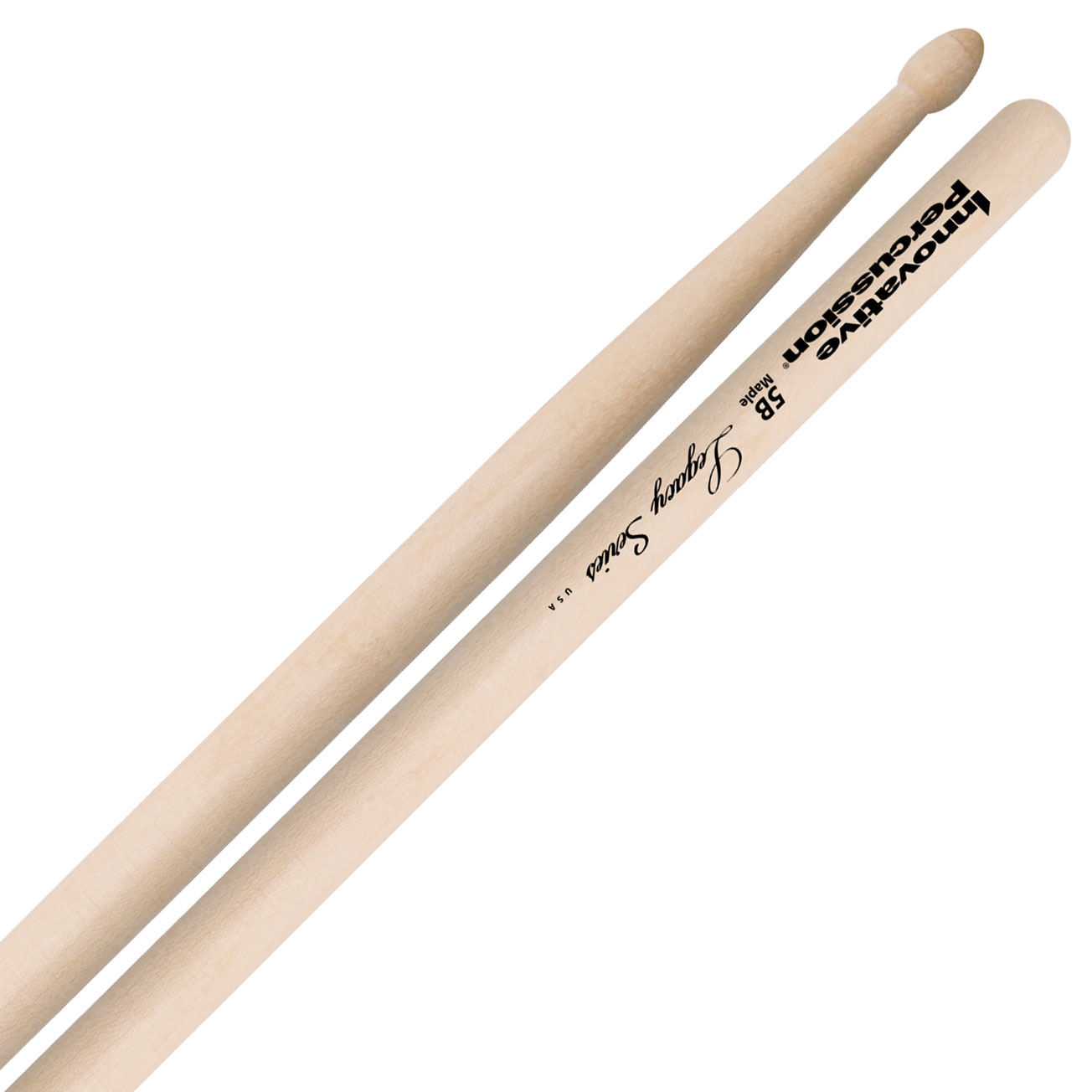 Innovative Percussion Legacy Series Maple 5B Wood Tip Drumsticks